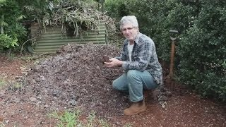 About Mushroom Compost