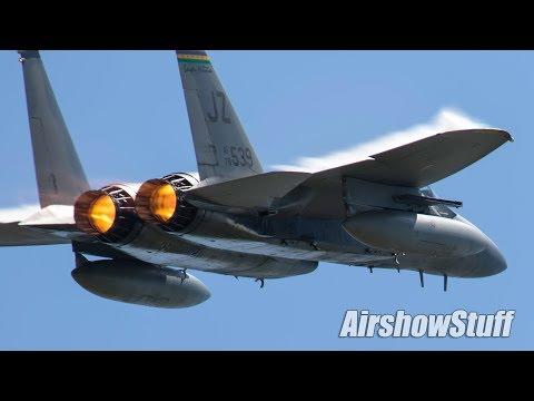 F-15 Eagle Afterburner