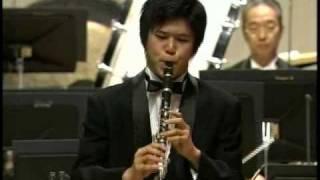 Weber Concertino for Clarinet : Makoto Yoshida
