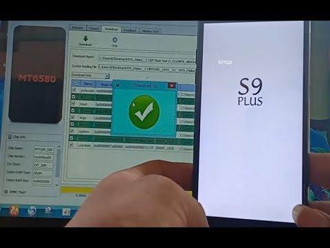 (Free Rom) How To flash Rom Backup Hiya S9 Plus V 7 0 tested 100%