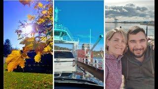 ЭКОЛОГИЯ В СЕНТ-ДЖОН - заводы и природа + мой любимый сериал! Saint John - New Brunswick - КАНАДА
