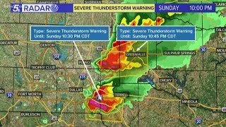 Team Coverage: Tornado confirmed north of Dallas