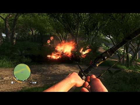 Far Cry 3 Gameplay Montage