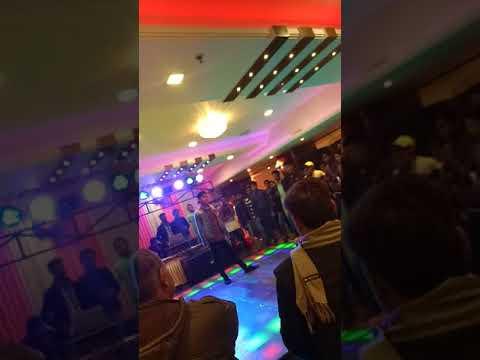 New year celebration in Republic Hotel Patna