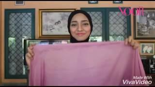 PAN FAM: Turban ala Chikita Fawzi (Marissa Haque Ikang Fawzi)