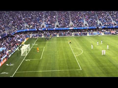 First goal ever at Avaya stadium