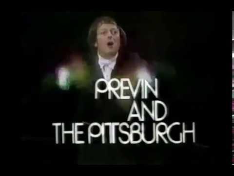 Previn & The Pittsburgh: Stephen Sondheim (1977)