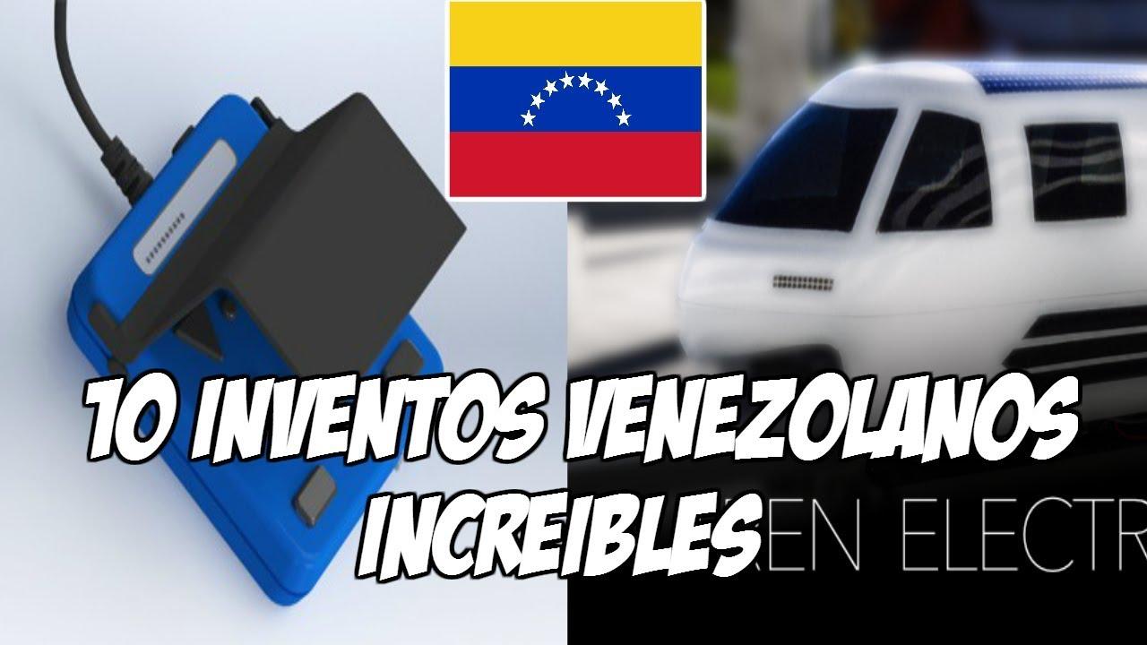 inventos venezolanos caseros