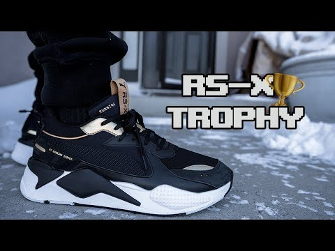 PUMA RS-X TROPHY REVIEW - YouTube