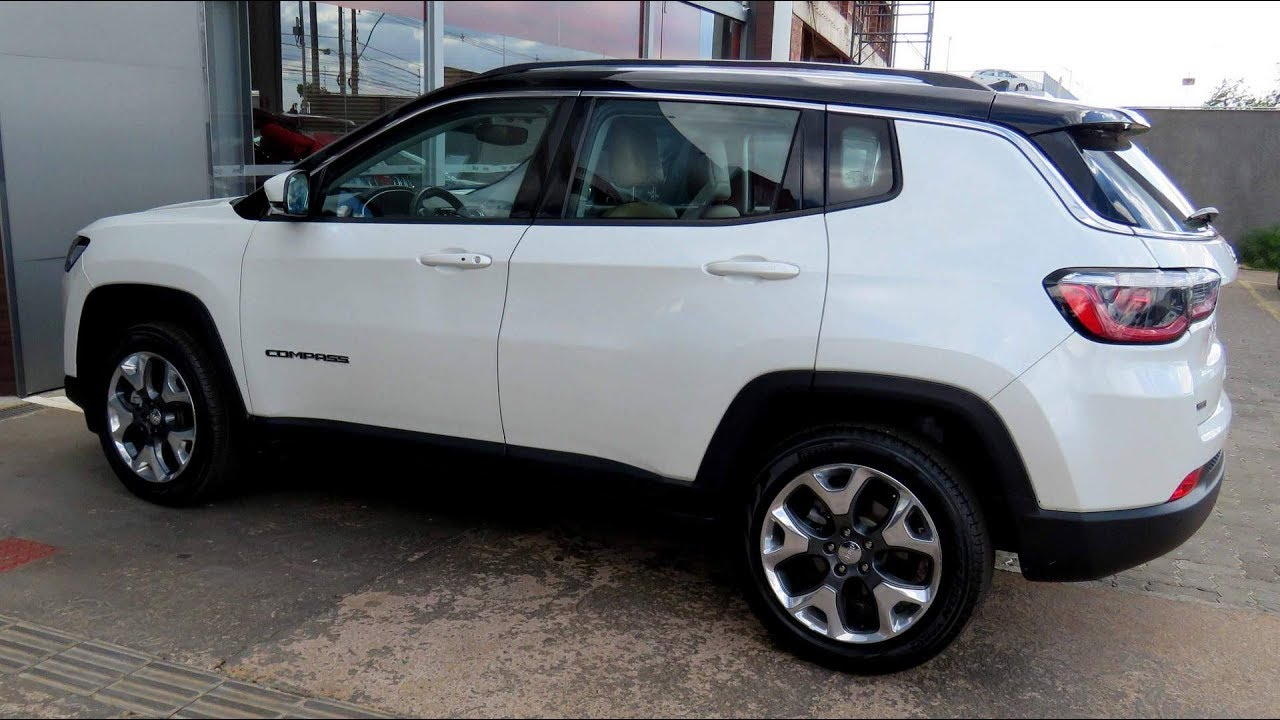 jeep compass limited 2018 test drive pre o consumo detalhes youtube. Black Bedroom Furniture Sets. Home Design Ideas