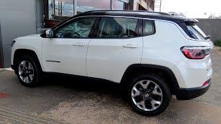 Jeep Compass Limited 2018: test-drive, preço, consumo - detalhes - www.car.blog.br