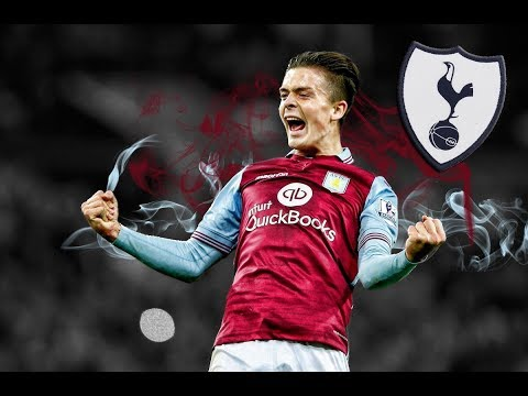Jack Grealish ► Welcome To Spurs! ● The Next Messi ● Best Skills And Goals ● HD