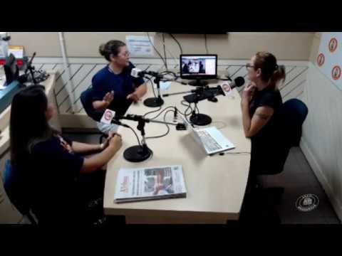 Entrevista Rádio Araranguá - Tema Dia das Mães