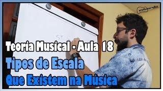 Baixar Curso de Teoria Musical - Aula 18: Tipos de Escala que Existem na Música l Aula #134