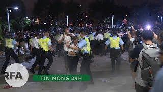 Tin nóng 24H | Hong Kong điều động 5000 cảnh sát để đối phó với biểu tình