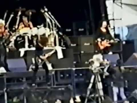 W.A.S.P. - Monsters of Rock, Donington, England