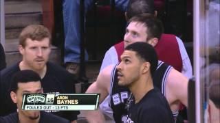 Houston Rockets VS San Antonio Spurs Referee Problem