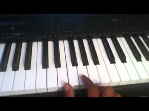 Meek Mill ft Drake- Amen Piano Tutorial