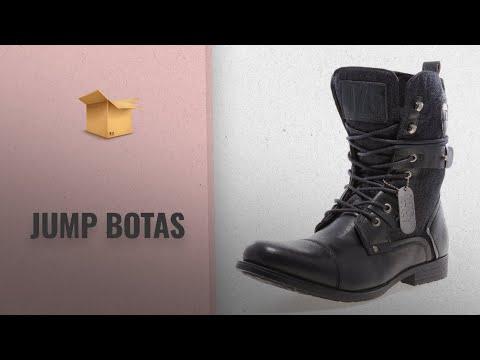 Jump 2018 Mejores Ventas: J75 by Jump Men's Deploy Military Boot