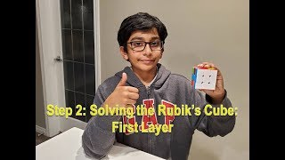 Step 2: Solving the Rubik's Cube I Steps to solve the cube I HC Cube Secrets
