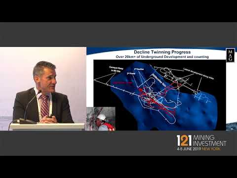 Presentation: MAG Silver - 121 Mining Investment New York 2019 Spring