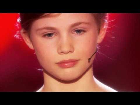 AVE MARIA by STERRE - SUPERKIDS HOLLAND 2015 - New young TALENT