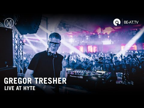 Gregor Tresher @ HYTE NYE Berlin 2018 (BE-AT.TV)