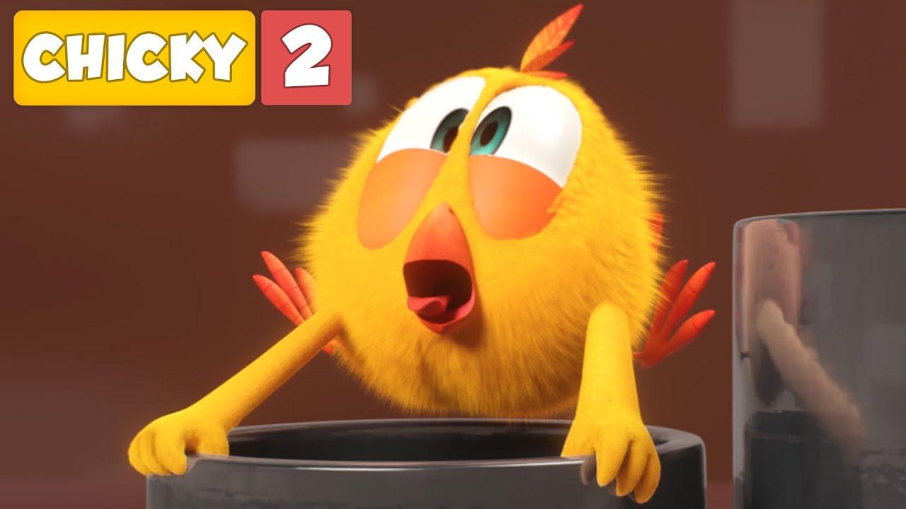 ¿Dónde está Chicky? 2021 | 1 HORA | CHICKY DEMASIADO CURIOSO | Dibujos Animados Para Niños