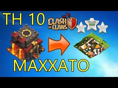 Tre Stelle a municipio TH10 maxati