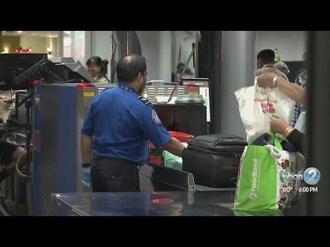 TSA warns of airport delays if shutdown continues much longer