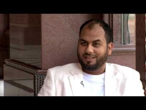 Interview with Ali Al Ali, Jury Member for the Emirates Film Competition - ADFF 2012