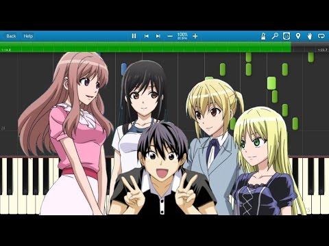 Spica   Mangaka-san to Assistants-san to ED   Piano