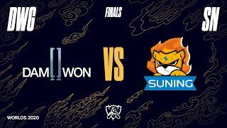 DWG vs SN   Finals H/L 10.31   2020 월드 챔피언십