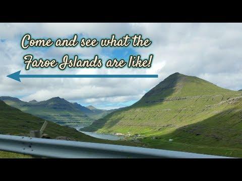 What a little trip to Bónus is like in the Faroe Islands