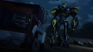 (5/7) Трансформеры: Прайм Охотники на чудовищ 3 сезон 2 эпизод По Одиночке
