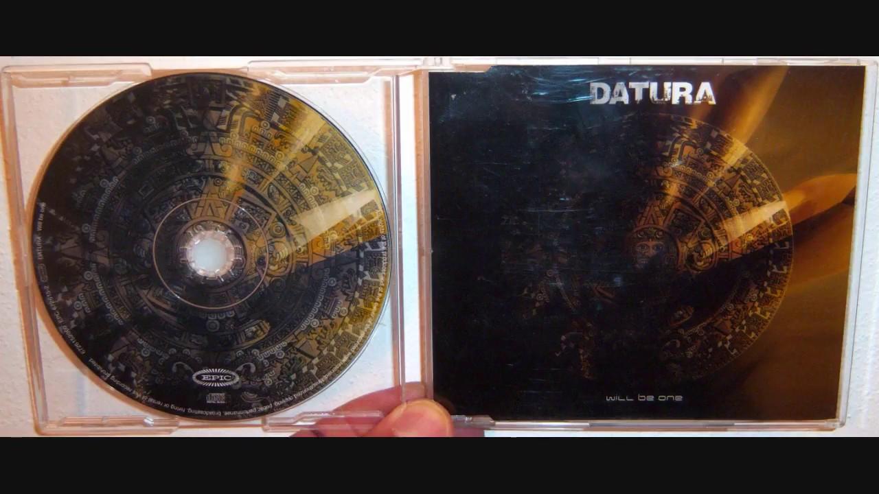 Datura - Will be one (2002 Todo en todos club mix)