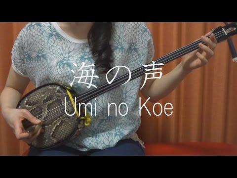 『海の声』 BEGIN 桐谷健太 【 沖縄 三線 cover 】/『Umi no Koe』 BEGIN  Kenta Kiritani 【 Okinawa Sanshin Music 】