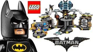 LEGO BATMAN MOVIE Batcave Break-In 70909 | LEGO Speed Build + Review - BrickQueen