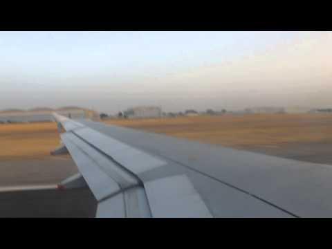 Avión despegando Brussels Airlines SN 3748 / Brussels Airlines SN 3748 Taking off
