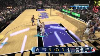 NBA 2k14  :: XBOX ONE :: FIRST NBA GAME! :: NBA 2k14 My Career :: XBOXONE NBA 2k14 Gameplay Pt.3