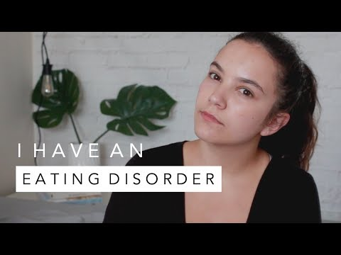 I have an Eating Disorder...  - BED and Avoidant/restrictive food intake disorder ARFID | Laurie Lo