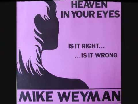 Dan Weyman  Is It Right.. Is It Wrong 1986