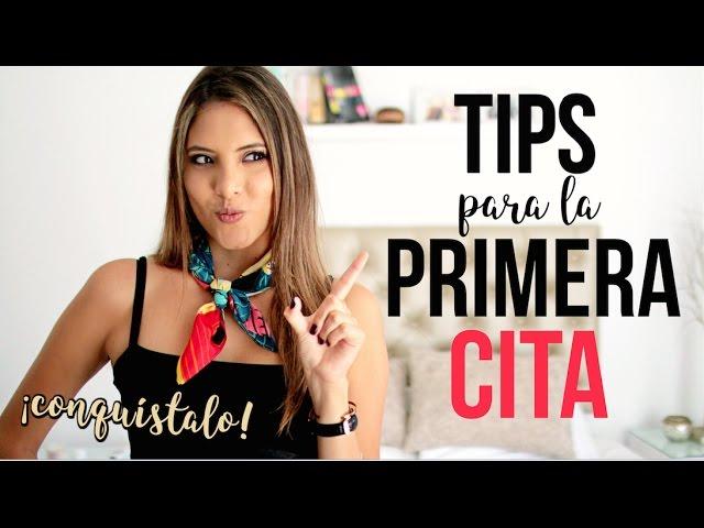 TIPS PARA LA PRIMERA CITA 💕Conquístalo!!! 🙈| Valeria Basurco