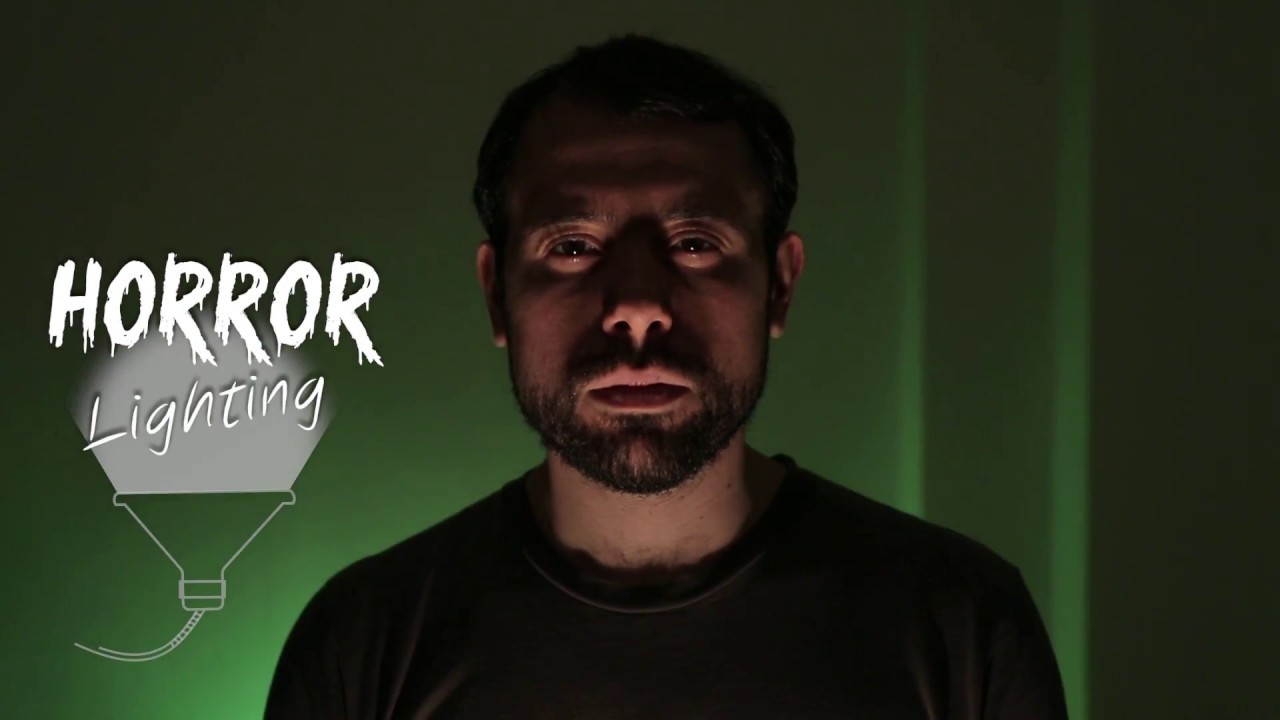 horror lighting. How To: Horror Lighting G