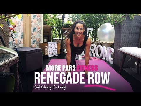 Renegage Row for More Pars