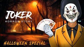 Joker Horror Story in Hindi | Halloween Special | Khooni Monday E48 🔥🔥🔥