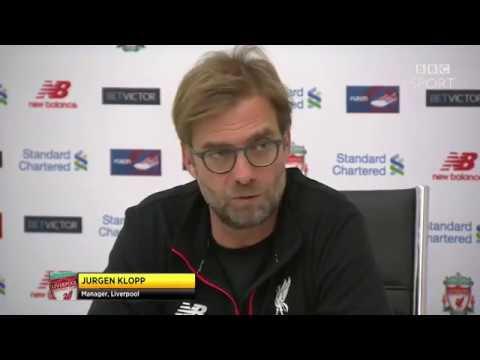 Liverpool v Man City - Jurgen Klopp plays down Pep Guardiola rivalry