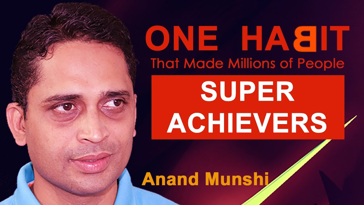 One Habit that Turned Millions of People into Super Achievers.