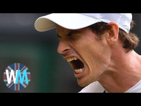 Top 10 Shocking Wimbledon Moments
