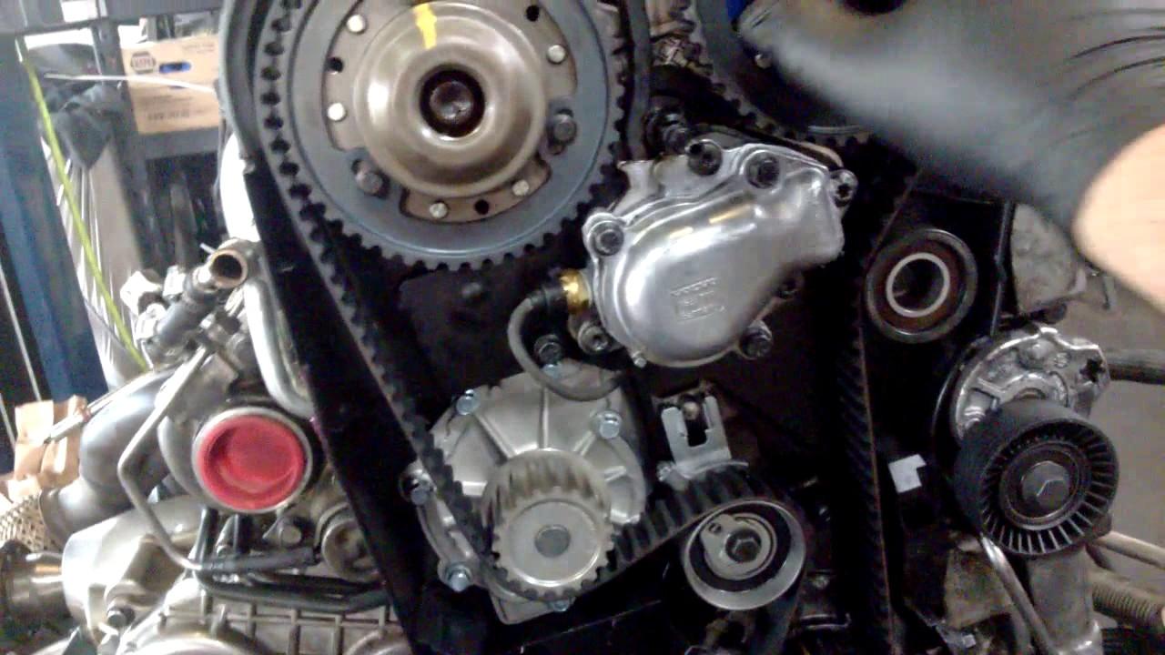 T-6 Volvo twine turbo Timing Belt